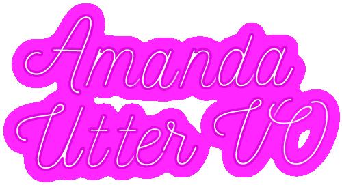 amanda utter voice over